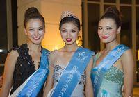 Объявлены победительницы второго конкурса 'Мисс Дайвинг' в Китае