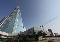 105-этажный отель будет открыт в Пхеньяне в следующем году
