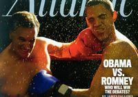 Обама VS Ромни: забавные предметы на тему «президентских выборов США»