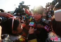 Самый младший представитель 18-го съезда КПК – олимпийская чемпионка Цзяо Люян