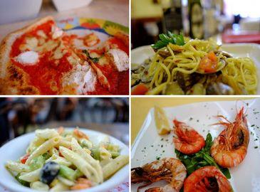 Фото: деликатесы Италии