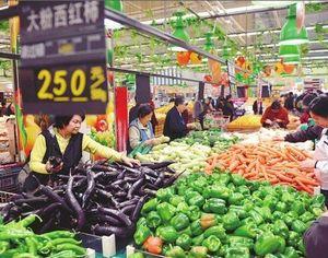 В октябре индекс потребительских цен в Китае вырос на 1,7 проц