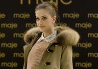 Осенне-зимняя коллекция французского модного дома maje