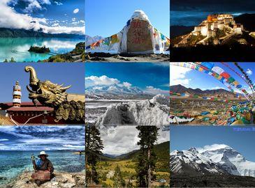 20 местностей Тибета, куда стоит поехать