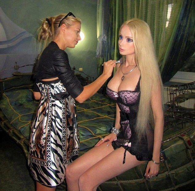 Барби лукьянова сексуальная