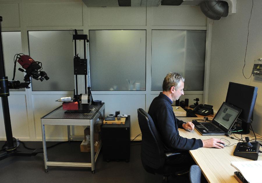 3d печать опыт бельгийской компании