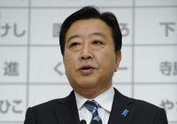 Е. Нода решил уйти в отставку с поста лидера Демократической партии Японии