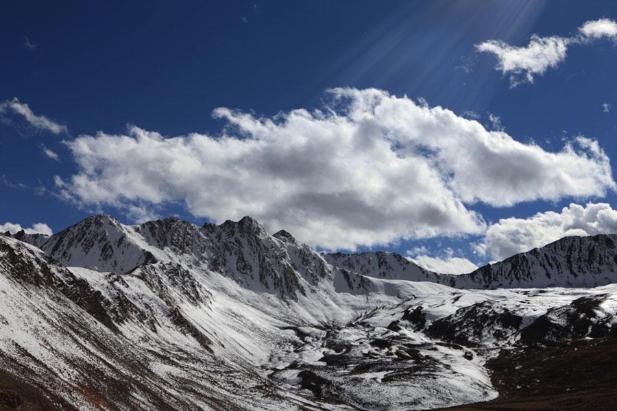 Виды горы Тепи в Сычуане