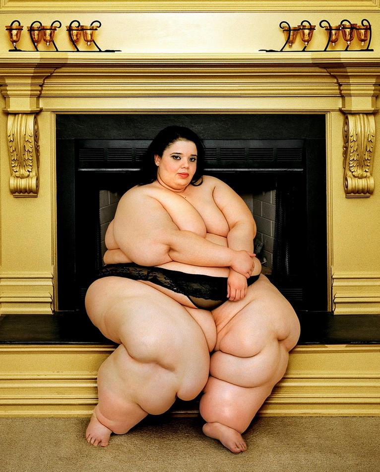 Жирные женщины ню фото