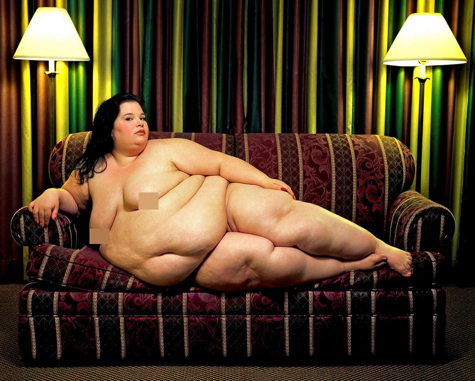 Голые толстые люди фото