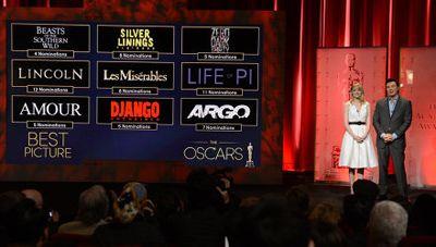 Фильм 'Жизнь Пи' получил 11 номинаций на премию Оскар