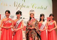 22-летняя студентка стала обладательницей титула 'Мисс Япония - 2013'
