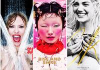 Какие модные журналы на 2012 г. остались в вашей памяти?