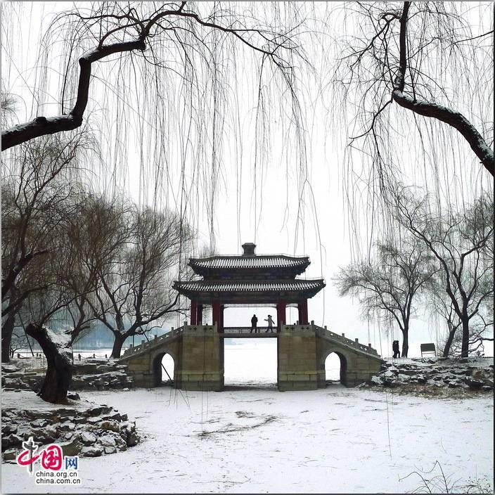 Ихэюань – самый красивый императорский парк