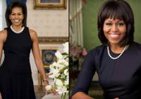 Новая прическа жены Б. Обамы