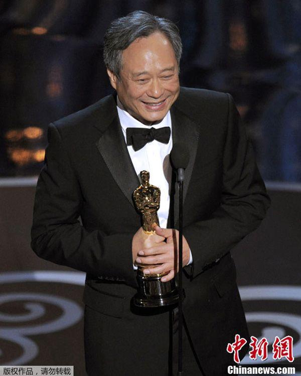Энг Ли завоевал титул 'Лучший режиссер' на 85-й церемонии вручения 'Оскар'