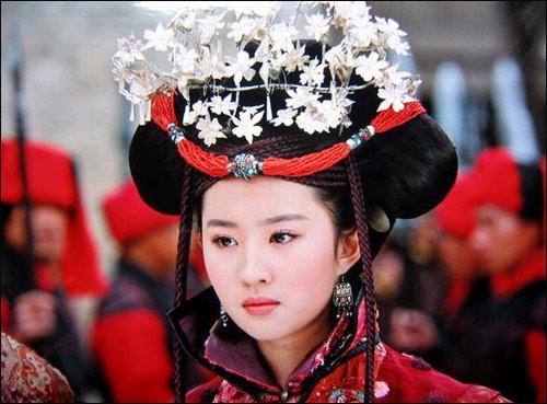 Десять принцесс из китайских телесериалов