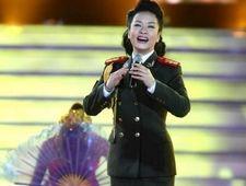 Первая леди Китая Пэн Лиюань