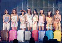 Шоу Girls Collection весна-лето 2013 в Токио