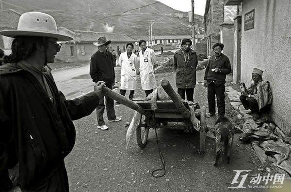 Тибет в объективе американского фотографа