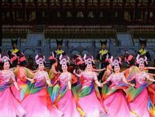 Замечательные фотографии с церемонии открытия Года китайского туризма в России