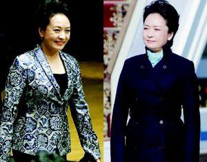 Появление первой леди КНР демонстрирует очарование державы