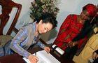 Наряд Пэн Лиюань получил положительную оценку