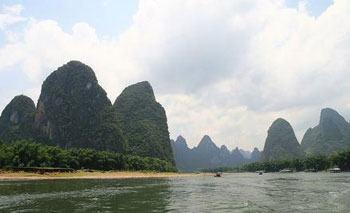 Гуйлинь станет международным туристическим районом