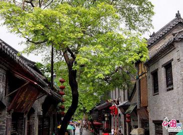 Тихий древний городок Чжоуцунь