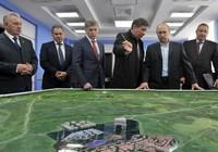 Путин ознакомится с ходом строительства космодрома Восточный и проведет совещание по развитию космической отрасли