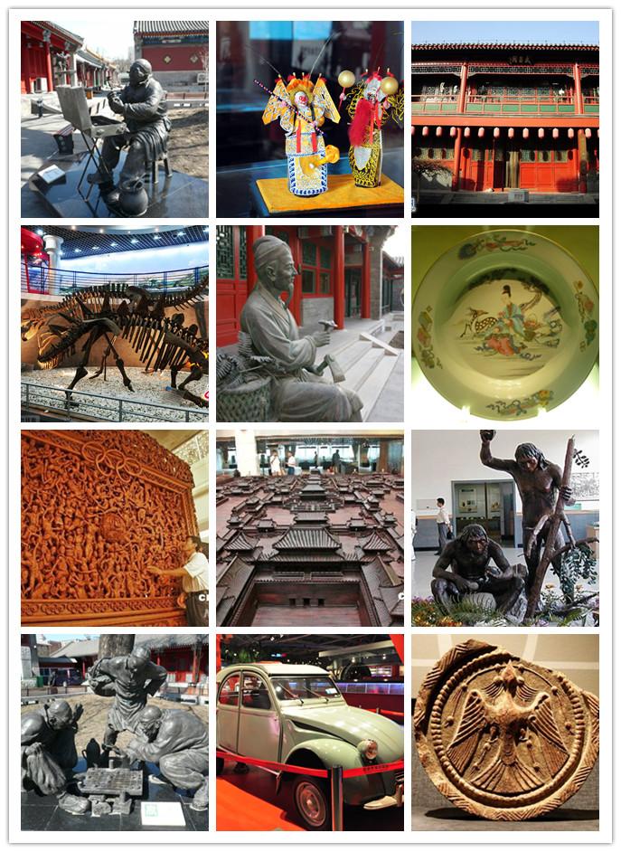 Десять музеев в южной части Пекина