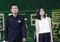 Вэнь Чжан на церемония закрытия 3-го Пекинского международного кинофестиваля