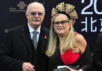 Никита Михалков на церемонии закрытия 3-го Пекинского международного кинофестиваля