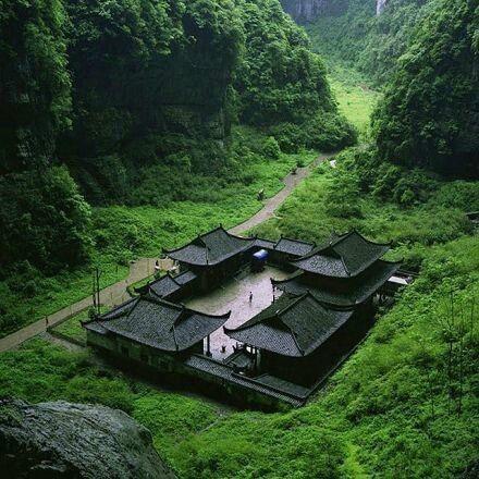 Самые красивые места мира, которые стоит посетить