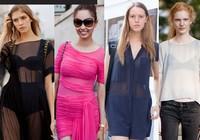 Сексуальность и очарование: лучшие сочетания летней одежды