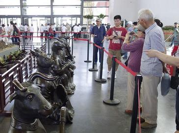 Первое шоу на Пекинской международной ярмарке садово-парковой искусства – «Неделя Пекина»