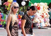 Фото: Сексуальные красавицы на улицах России