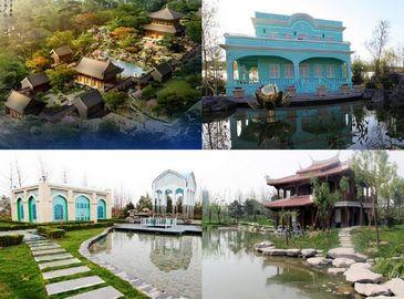 10 павильонов Пекинской международной выставки садово-паркового искусства, которые необходимо посетить