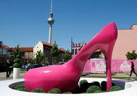 Фото: Дом мечты Барби в Берлине