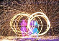 В Минске открылся Международный фестиваль огня