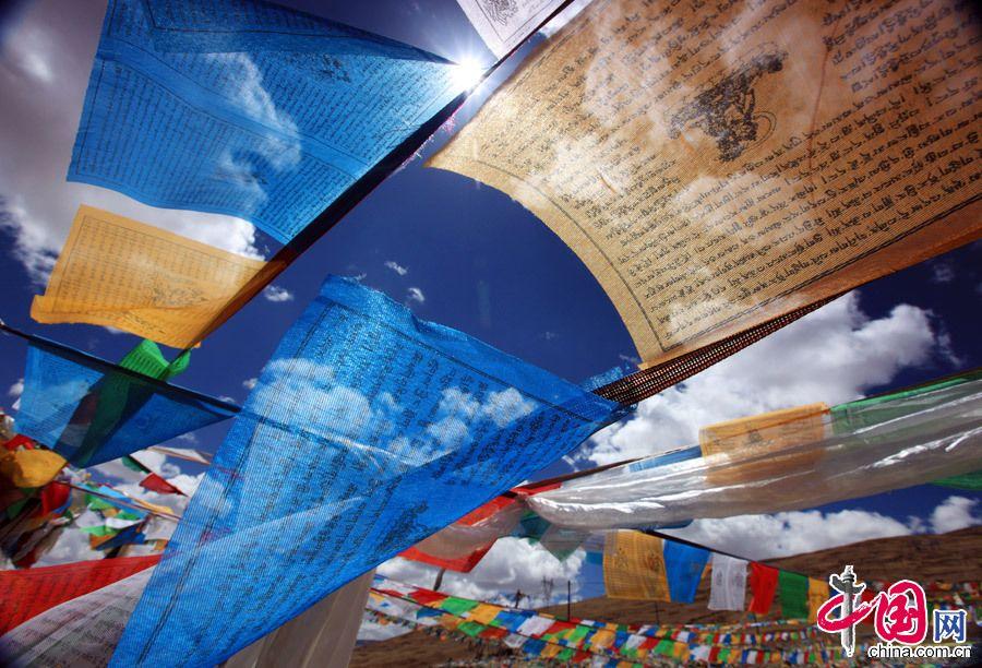Фото: путешествие по Тибету