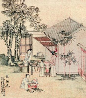 Праздник Дуаньу, или праздник Начала лета