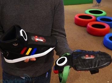 Оригинальная смарт-обувь от «Google» и «Adidas»