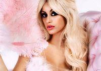 Шикарная блондинка Захия Дехар в журнале《V》