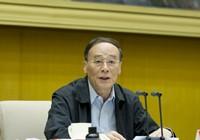 Ван Цишань подчеркнул необходимость провести кампанию по возвращению вип-карт