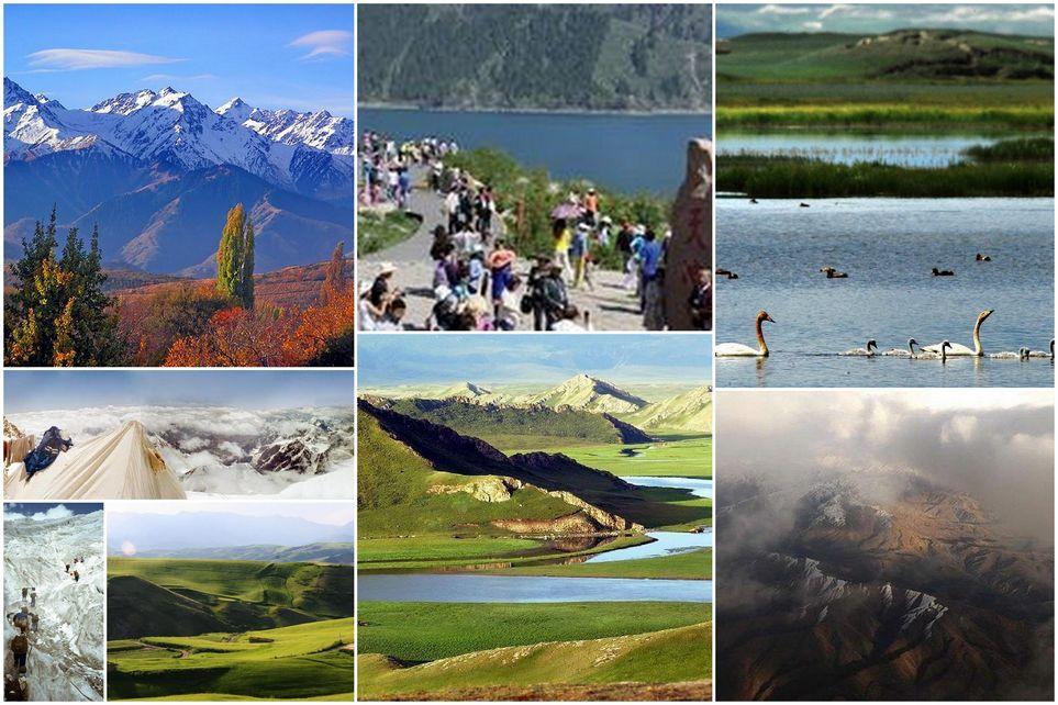 Горы Тянь-Шань включены в реестр объектов всемирного наследия ЮНЕСКО
