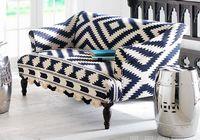 Красивые тканевые диваны (15 фото)