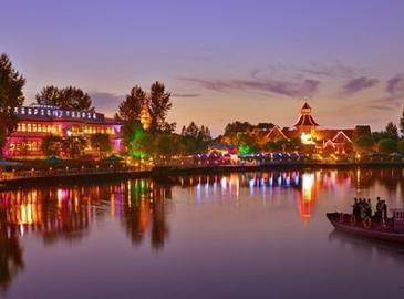 Очаровательная усадьба Волга в Харбине