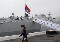 Военные корабли Китая и России направляются в район проведения совместных учений