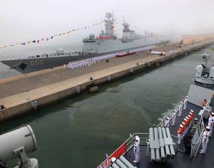 Российско-китайские морские учения – самые крупные в истории ВМФ КНР